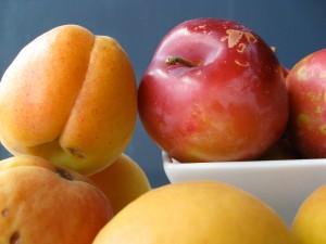Apricots & Plums