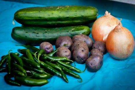 Harvest September 2012