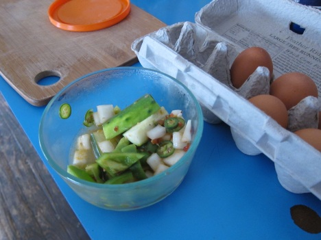darling house cuc salad