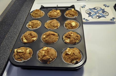 Cooked Muffins Pic by Marla Wilson