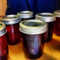 Mo's Strawberry Jam