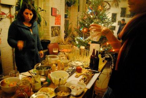 Beer Pairing Potluck