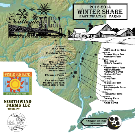 Winter Share Farms
