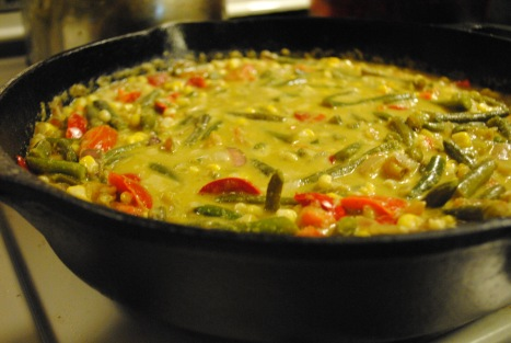 Winter Veg Curry pic by Ryan Kuonen