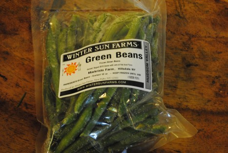 Green Bean by Winter Sun pic by Ryan Kuonen