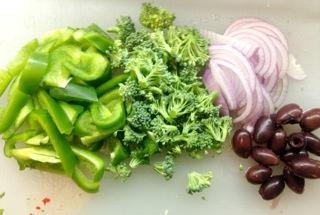 3a salad prep