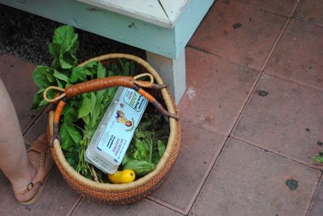 Get in on local, farm fresh food!