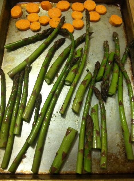 Asparagus photo 4