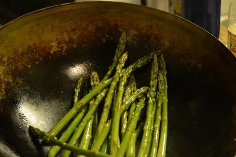 asparagus-wok
